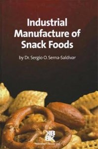 Industrial Manufacture Snack Foods